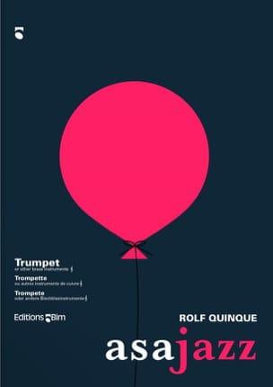Rolf Quinque - Asajazz - Sheet Music - di-arezzo.com
