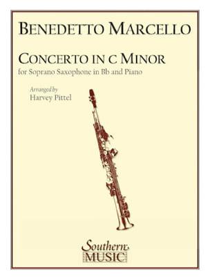 Concerto In C Minor - Benedetto Marcello - laflutedepan.com