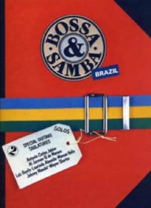 - Bossa & Samba Brazil Volume 2 - Partition - di-arezzo.fr