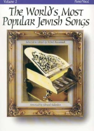 - Most Popular Jewish Songs Volume 2 - Sheet Music - di-arezzo.co.uk