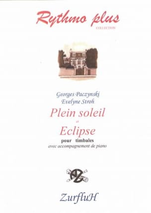 Paczynski Georges / Stroh Evelyne - Full Sun And Eclipse - Sheet Music - di-arezzo.co.uk