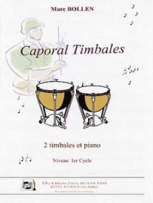 Marc Bollen - Corporal Timbale - Sheet Music - di-arezzo.co.uk