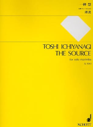 Toshi Ichiyanagi - The Source - Partition - di-arezzo.fr