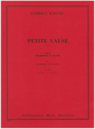 Fabrice Kastel - Little waltz - Sheet Music - di-arezzo.com