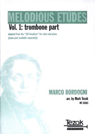 The Complete Book Of Vocalises Vol 1. Trombone laflutedepan