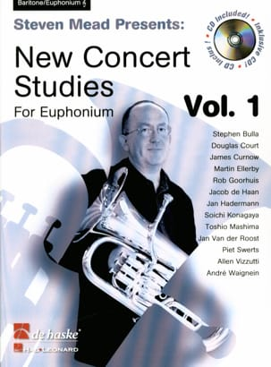 - New Concert Studies Volume 1 Sol - Partition - di-arezzo.fr