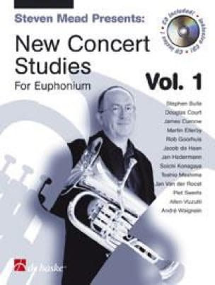 - New Concert Studies Volume 1 (Fa) - Partition - di-arezzo.fr