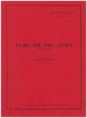 Gilles Senon - Tuba or Not Tuba - Sheet Music - di-arezzo.com