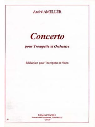 Concerto - André Amellér - Partition - Trompette - laflutedepan.com
