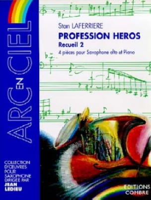 Profession Héros Volume 2 - Stan Laferrière - laflutedepan.com