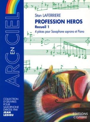 Stan Laferrière - Profession Héros Volume 1 - Partition - di-arezzo.fr