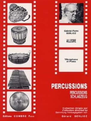 Gabriel-Pierre Berlioz - Allegre - Sheet Music - di-arezzo.co.uk
