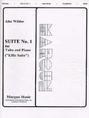 Alec Wilder - Suite N ° 1 - Effie Suite - Sheet Music - di-arezzo.co.uk