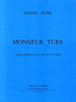 Michel Fiche - Mr. Tuba - Sheet Music - di-arezzo.com