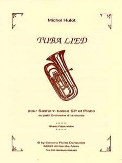 Michel Hulot - Tuba Lied - Partition - di-arezzo.fr