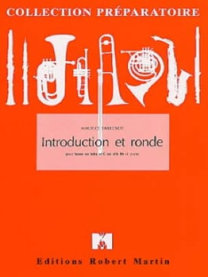 Introduction Et Ronde Maurice Faillenot Partition Tuba - laflutedepan