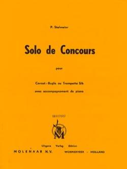 P. Stalmeier - Solo de Concours - Partition - di-arezzo.fr