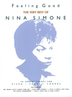 Nina Simone - Feeling Good The Very Best Of - Partition - di-arezzo.fr