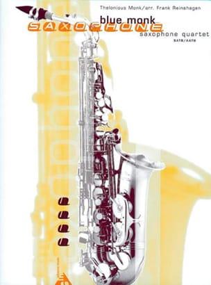 Thelonious Monk - Blue Monk - Partition - di-arezzo.fr
