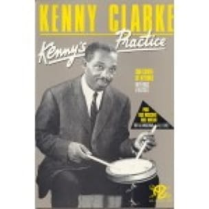 Kenny Clarke - Kenny's Practice - Partition - di-arezzo.fr
