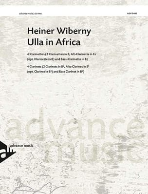 Heiner Wiberny - Ulla In Africa - Sheet Music - di-arezzo.co.uk
