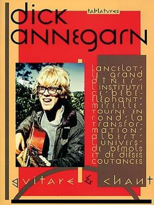 Dick Annegarn - Dick Annegarn - Sheet Music - di-arezzo.com