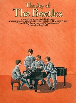 BEATLES - The Joy Of The Beatles - Partition - di-arezzo.fr