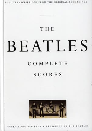 BEATLES - The Beatles Complete Score - Box Edition - Sheet Music - di-arezzo.co.uk