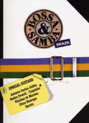 - Bossa & Samba Brazil Volume 5 - Partition - di-arezzo.fr