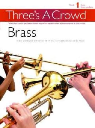 Three's A Crowd Volume 1 - Sheet Music - di-arezzo.com