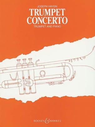 Joseph Haydn - Trumpet Concerto - Partition - di-arezzo.fr