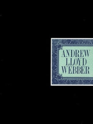 Andrew Lloyd Webber - Anthology - Partition - di-arezzo.fr