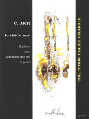 Christophe Alary - Au Cinéma Muet - Partition - di-arezzo.fr