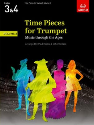 Time Pieces Volume 3 - Partition - Trompette - laflutedepan.com
