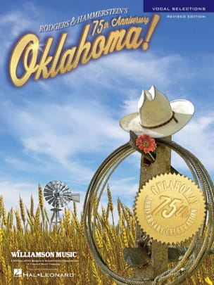 Oklahoma ! - Rodgers & Hammerstein - Partition - laflutedepan.com