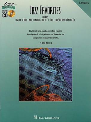 Frank Mantooth - Jazz Favorites - Partition - di-arezzo.fr