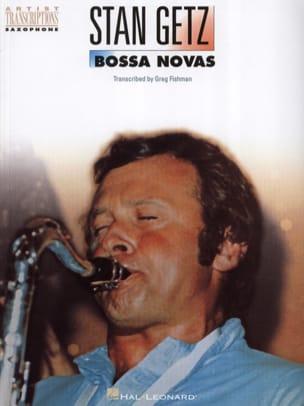 Stan Getz - Bossa Novas - Partition - di-arezzo.fr