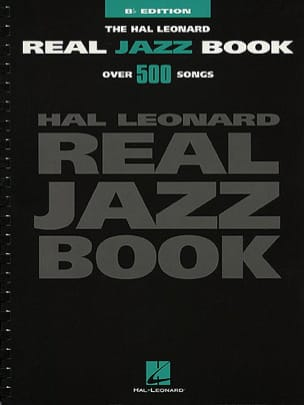 - The Hal Leonard Real Jazz Book - Partition - di-arezzo.fr