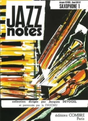 - Jazz Notes Volume 1 - Partition - di-arezzo.fr