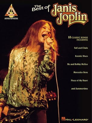 The Best Of Guitare - Janis Joplin - Partition - laflutedepan.com