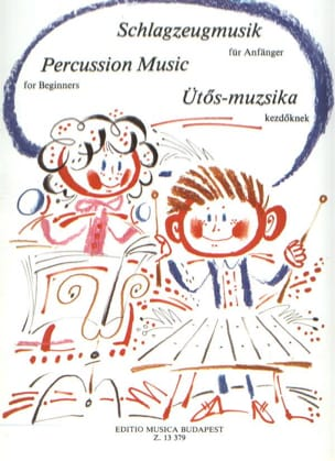 - Percussion music for the first steps - Sheet Music - di-arezzo.co.uk