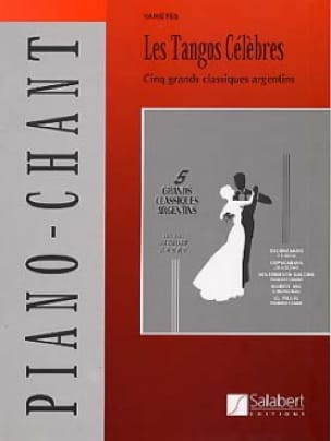 - The Famous Tangos - Sheet Music - di-arezzo.co.uk