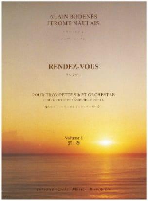 Rendez-Vous Volume 1 avec Cassette - laflutedepan.com