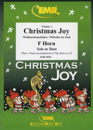 - Christmas Joy Volume 1 - Sheet Music - di-arezzo.co.uk
