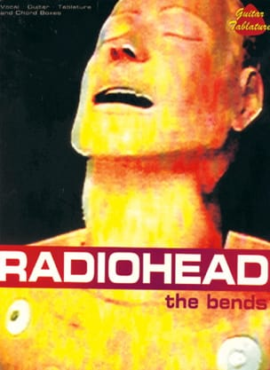 The Bends Radiohead Partition Pop / Rock - laflutedepan