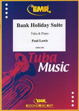 Bank Holiday Suite - Paul Lewis - Partition - Tuba - laflutedepan.com
