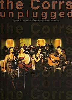 The Corrs - Unplugged - Sheet Music - di-arezzo.com