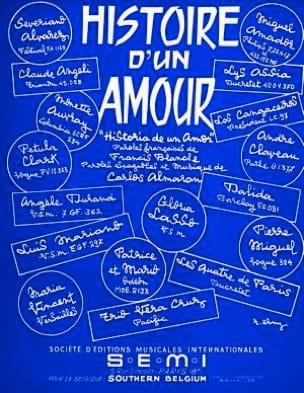 Carlos Almaran - Story Of A Love - Sheet Music - di-arezzo.com