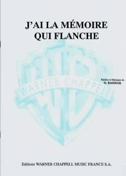 G. Bassiak - I Have Memory That Flanche - Sheet Music - di-arezzo.com