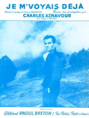 Charles Aznavour - I already saw - Sheet Music - di-arezzo.com